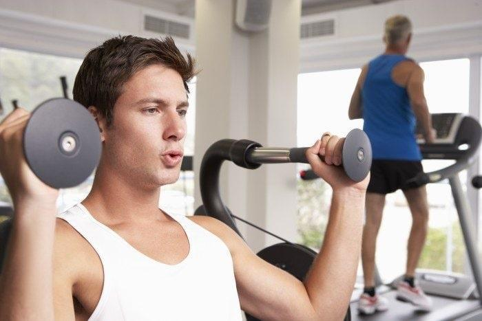 Cách hít thở khi tập gym sao cho kết quả tốt nhất
