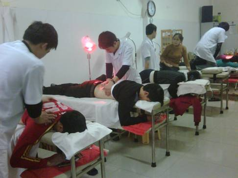 Hiểu về massage trị bệnh theo y học cổ truyền