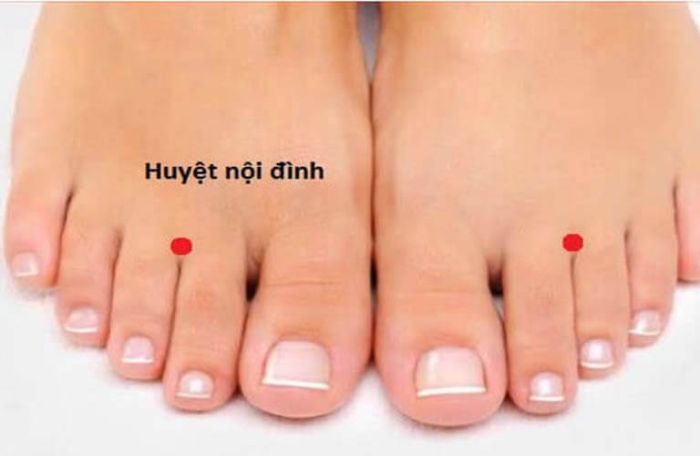 Những huyệt đạp thông dụng ở bàn chân giúp trị bệnh